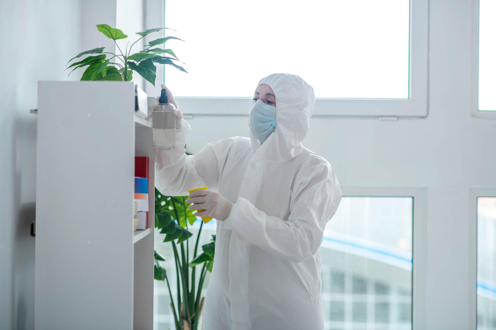 sanificazione merano - Desinfektion