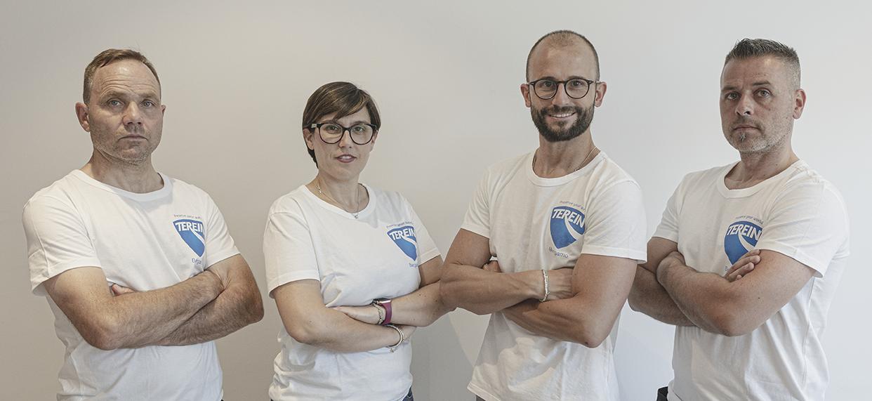 team terein - Sanificazione e disinfezione